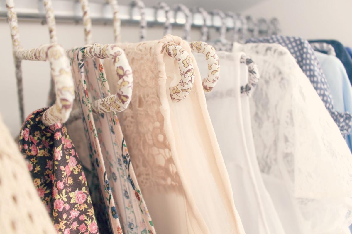Um guarda roupa prático e mais de um coração feliz