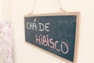 Chá de Hibisco - Receitinha